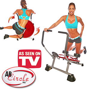 Ab Circle Pro - Un abdomen perfect in doar 10 minute !