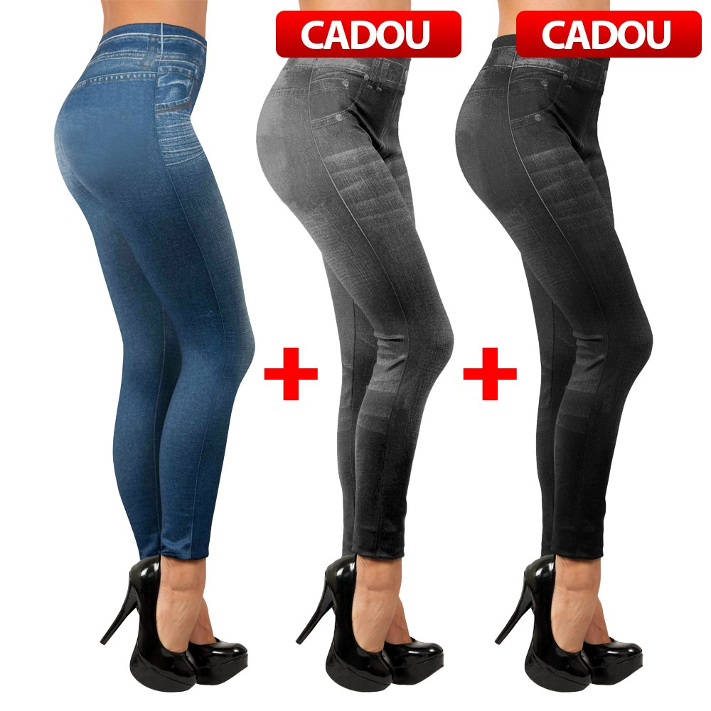 Slim' n Lift Caresse Jeans 1 + 2 GRATIS !