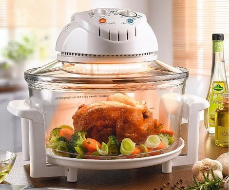 Cuptorul electric Flavorwave Turbo Oven