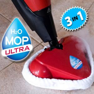 H2O Mop Ultra 3 in 1 - Super oferta