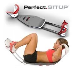 Perfect Sit Up Deluxe - Banca pentru abdomene